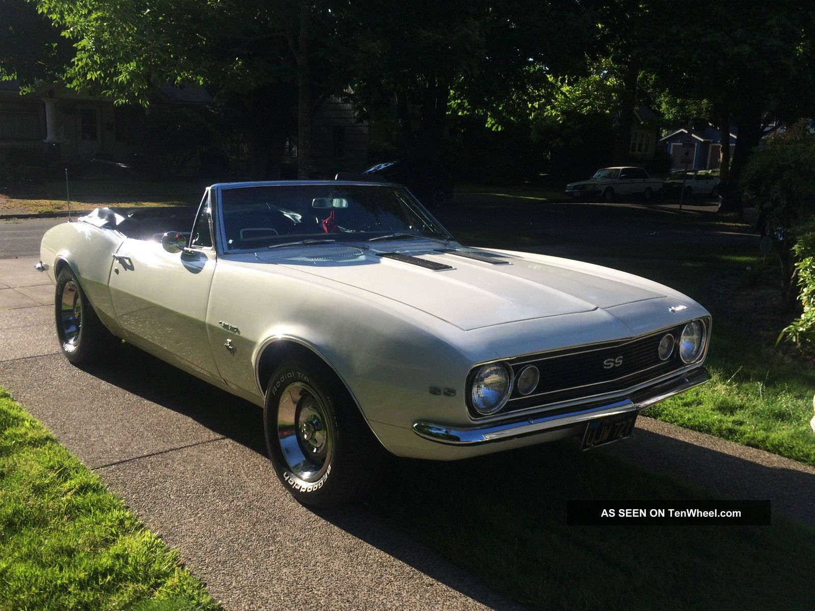 1967 chevy camaro ss convertible. Black Bedroom Furniture Sets. Home Design Ideas