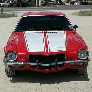1972 Chevrolet Camaro Base 5.  7l photo