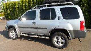 2001 Nissan Xterra Se Sport Utility 4 - Door 3.  3l photo