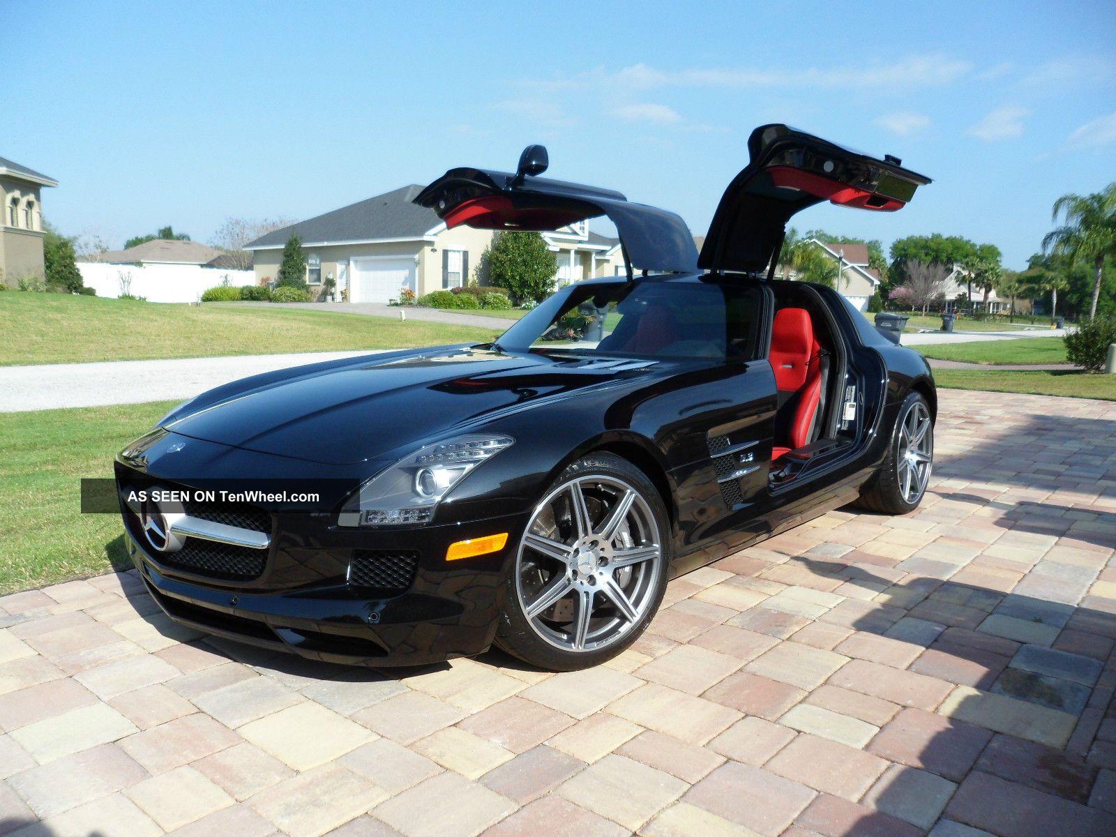 2012 mercedes benz sls amg for Mercedes benz sls 2012