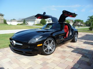 2012 Mercedes - Benz Sls Amg photo