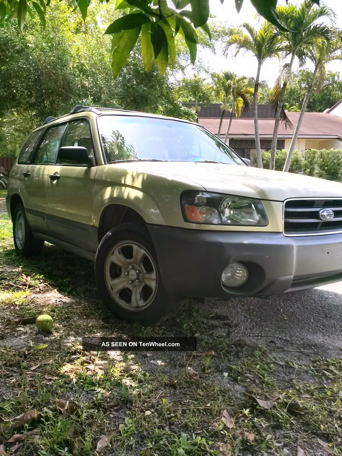 2004 Subaru Forester 2.  5 X,  Awd,  4 Speed Auto / Overdrive,  Very Forester photo