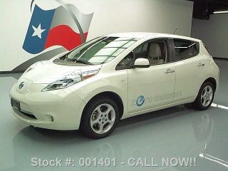 2011 Nissan Leaf Sv Zero Emission Electric Texas Direct Auto photo