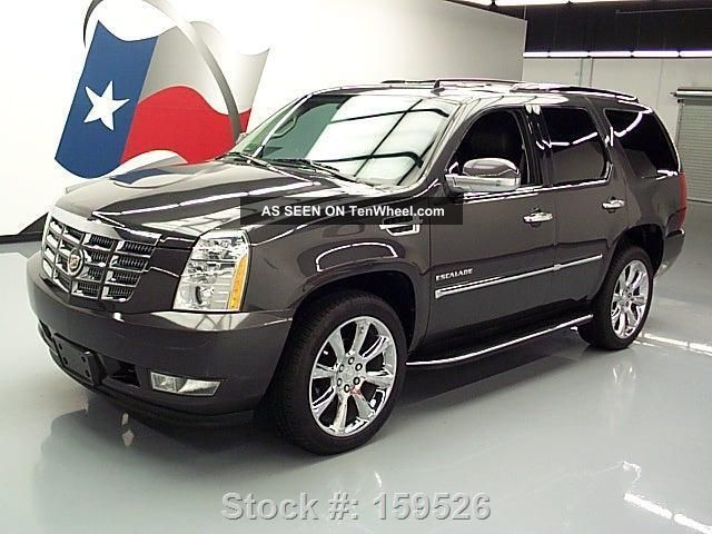 2010 Cadillac Escalade Awd 7 - Pass 58k Mi Texas Direct Auto Escalade photo