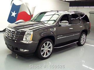 2010 Cadillac Escalade Awd 7 - Pass 58k Mi Texas Direct Auto photo