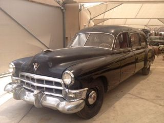 1949 Cadillac Hearse (miller) photo