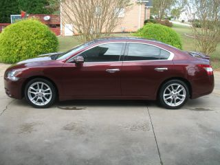 2009 Nissan Maxima Sv Sedan 4 - Door 3.  5l,  Premium And Technology Package photo