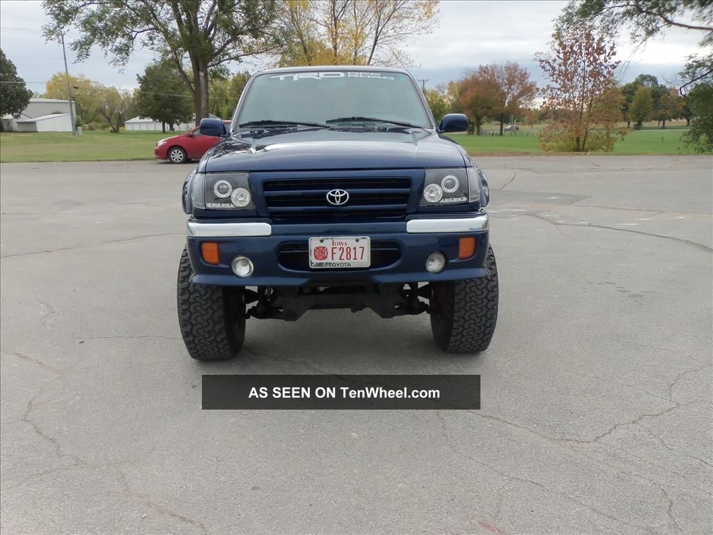 Toyota Tacoma X Lifted With Extras Lgw on 1998 Dodge Dakota Extended Cab 4x4