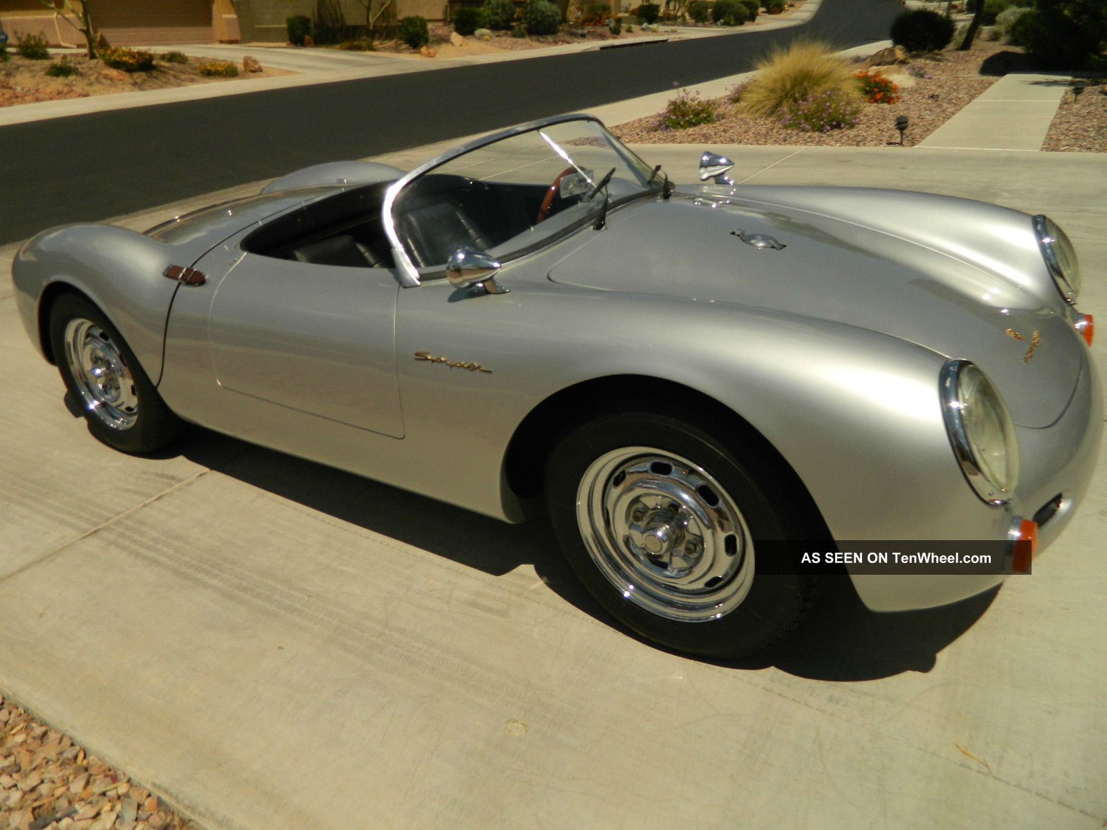 1955 Porsche 550 Spyder (becks) Other photo