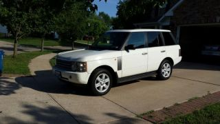 Very 2004 Range Rover Hse photo