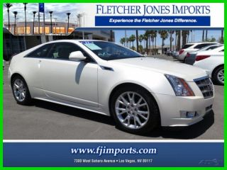 2011 Premium 3.  6l V6 24v Automatic Rwd Coupe Bose Onstar photo