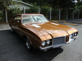 1972 Oldsmobile Cutlass S photo