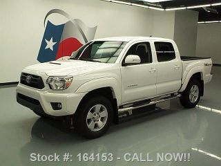 2014 Toyota Tacoma Prerunner V6 Double Cab Trd Sport 9k Texas Direct Auto photo