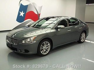 2011 Nissan Maxima Sv Prem Pano 45k Mi Texas Direct Auto photo