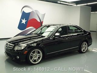 2008 Mercedes - Benz C300 Sport Htd Seats 41k Mi Texas Direct Auto photo