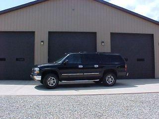 2003 Chevrolet Suburban 8.  1 Liter,  Custom Wheels,  5 Tvs photo