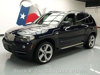 2007 Bmw X5 4.  8i Awd Sport Pano 21 ' S 74k Mi Texas Direct Auto photo