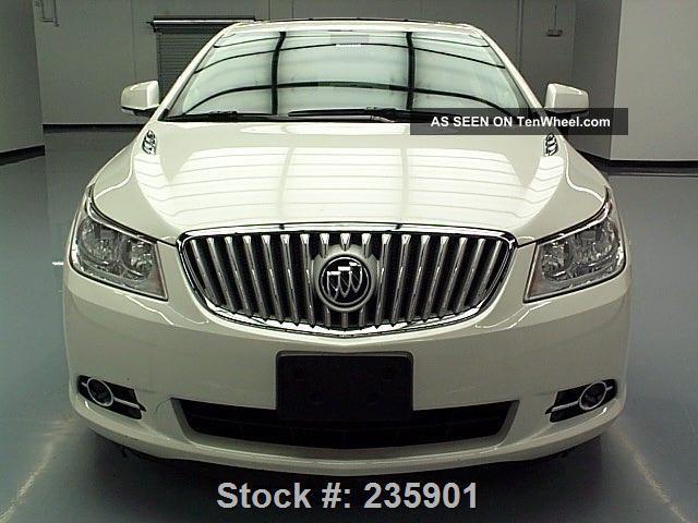 2010 buick lacrosse cxl awd pano vent seats 30k texas direct auto. Black Bedroom Furniture Sets. Home Design Ideas