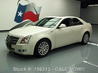 2008 Cadillac Cts Pano 52k Texas Direct Auto photo