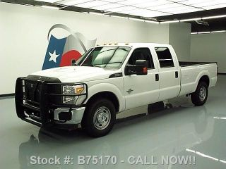 2012 Ford F - 250 Crew Diesel Longbed Tommy Gate 67k Mi Texas Direct Auto photo