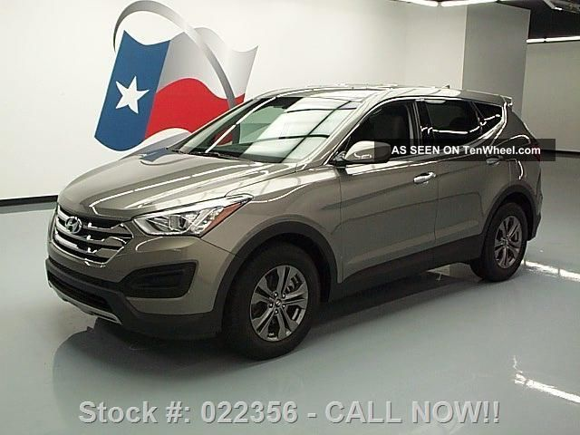 2013 Hyundai Santa Fe Sport Awd Alloy Wheels Only 26k Texas Direct Auto Santa Fe photo