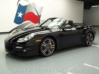 2012 Porsche 911 Turbo S Hardtop Awd Bi - Turbo 3k Mi Texas Direct Auto photo