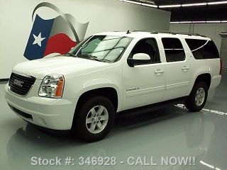 2013 Gmc Yukon Xl Slt 4x4 8pass Htd Rea Cam 27k Texas Direct Auto photo