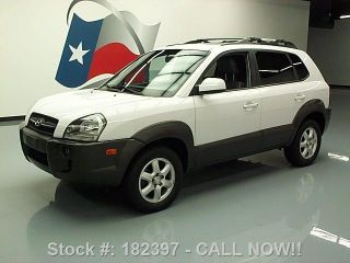 2005 Hyundai Tucson V6 Cruise Ctrl 62k Texas Direct Auto photo