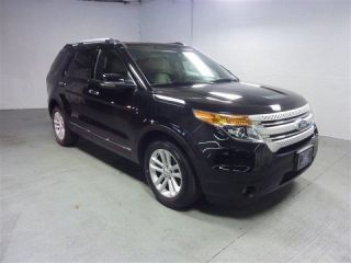 2012 Explorer Xlt 3.  5l V6 24v Automatic Fwd Moon Roof Financing photo