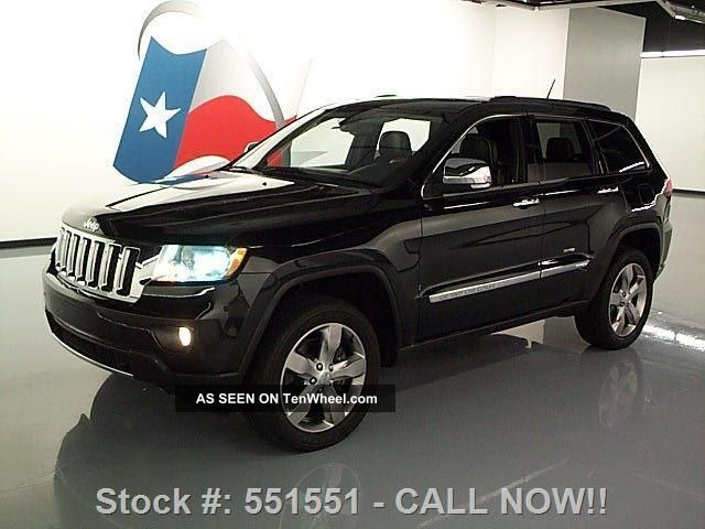 2011 jeep grand cherokee overland hemi 4x4 texas direct auto. Black Bedroom Furniture Sets. Home Design Ideas