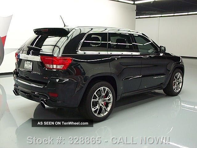 2012 jeep grand cherokee srt 8 4x4 hemi pano 8k texas direct auto. Black Bedroom Furniture Sets. Home Design Ideas