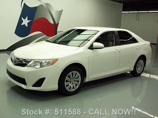 2012 Toyota Camry Le Automatic Cd Audio Cruise Ctrl 43k Texas Direct Auto photo
