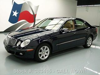 2009 Mercedes - Benz E320 Bluetec Diesel P1 Texas Direct Auto photo