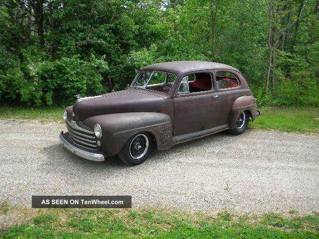 1947 Ford Hot Rod Sedan Other photo