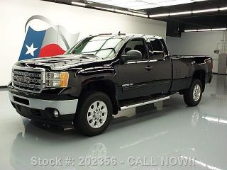 2012 Gmc Sierra 2500 Z71 4x4 Ext Cab Longbed Tow 25k Mi Texas Direct Auto photo
