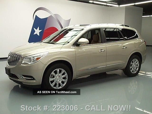 2013 Buick Enclave Awd Dual 19 ' S 34k Mi Texas Direct Auto Enclave photo