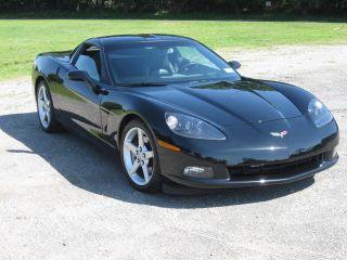 2005 Chevorlet Corvette photo