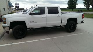 2014 Silverado Double Cab Texas Edition 6