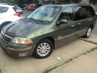 2002 Ford - Windstar - - - - - - Limited Package photo