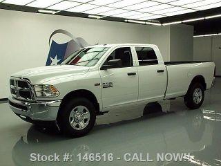2014 Dodge Ram 2500 Crew Cab Hemi Long Bed Bedliner 1k Texas Direct Auto photo