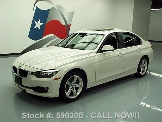 2013 Bmw 328i Xdrive Sedan Awd Turbo 31k Mi Texas Direct Auto photo