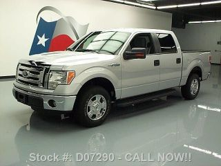2012 Ford F - 150 Xlt Crew Bedliner Trailer Hitch 51k Mi Texas Direct Auto photo
