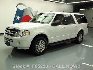 2012 Ford Expedition El 4x4 8 - Pass 3rd Row 1 - Owner 55k Texas Direct Auto photo