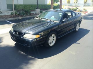 1996 Ford Mustang Gt - - Fresh Car Donation - - California Rust Vehicle photo