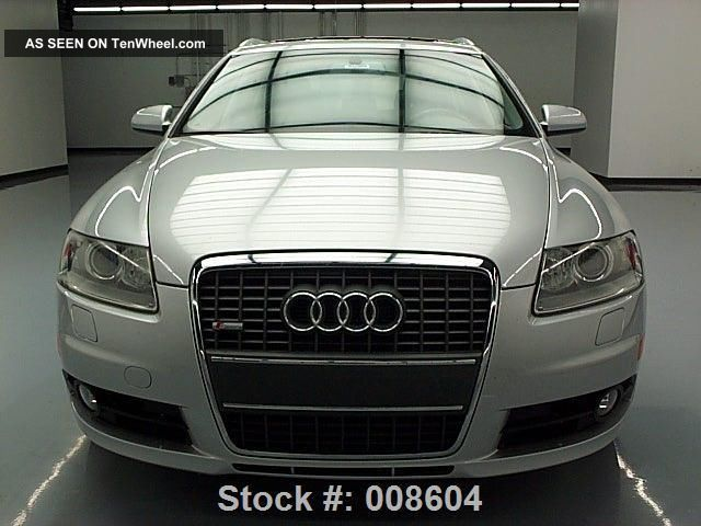 2008 audi a6 3 2 avant quattro awd s line 60k texas direct auto. Black Bedroom Furniture Sets. Home Design Ideas