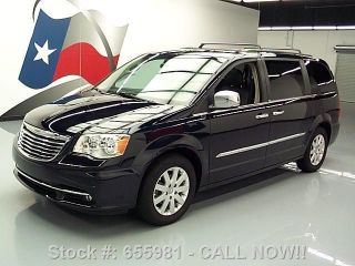 2011 Chrysler Town & Country Touring - L Dvd 27k Texas Direct Auto photo