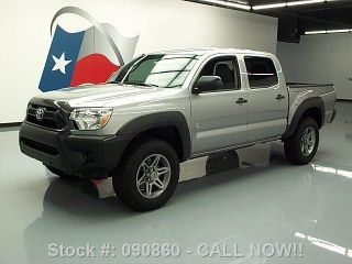 2014 Toyota Tacoma Dbl Cab 4x4 V6 Dvd 11k Texas Direct Auto photo