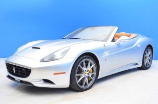 2010 Ferrari California Base Convertible 2 - Door 4.  3l photo