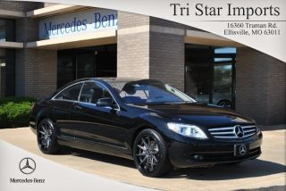 2010 Cl550 4matic 5.  5l V8 32v Automatic Coupe Premium photo
