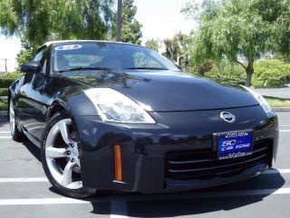 2009 Nissan 350z Grand Touring Convertible - - California Car photo